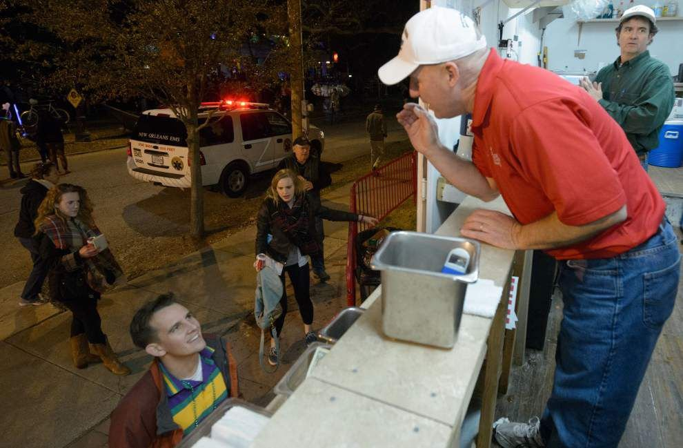 School, church booths feed parade appetites with Carnival fundraisers _lowres