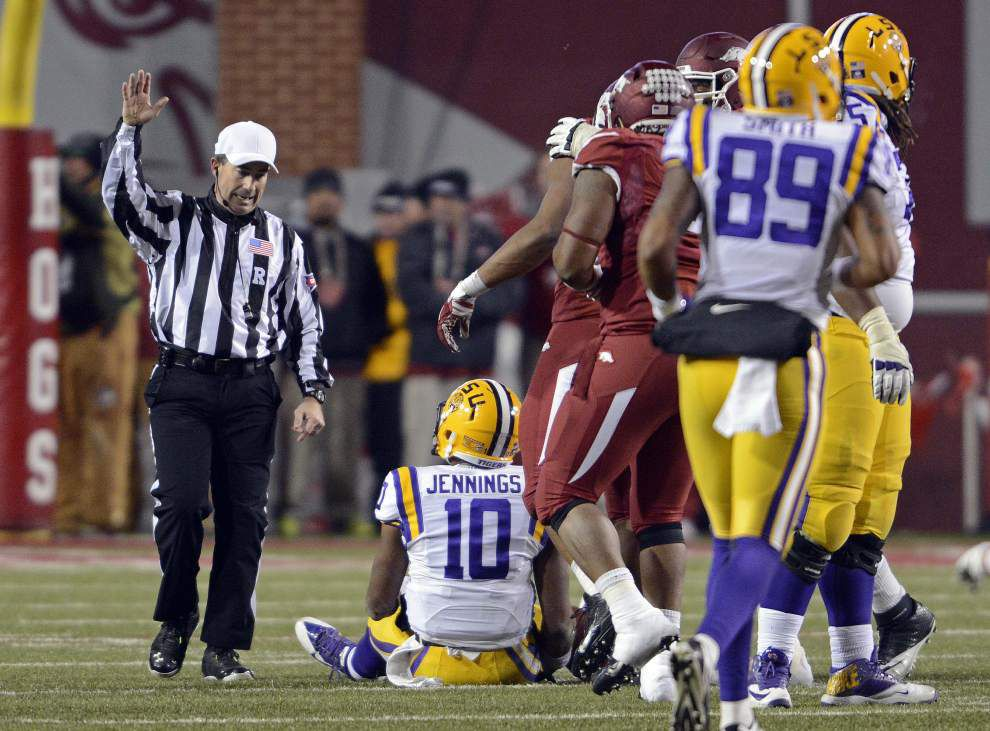 Podcast: LSU is rethinking its recruiting at quarterback for the 2015 class _lowres