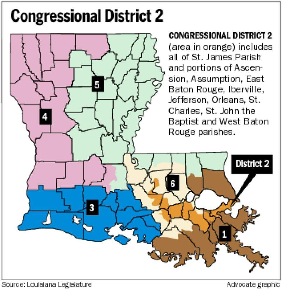Letter: 2nd Congressional District gerrymandered by Boggs _lowres