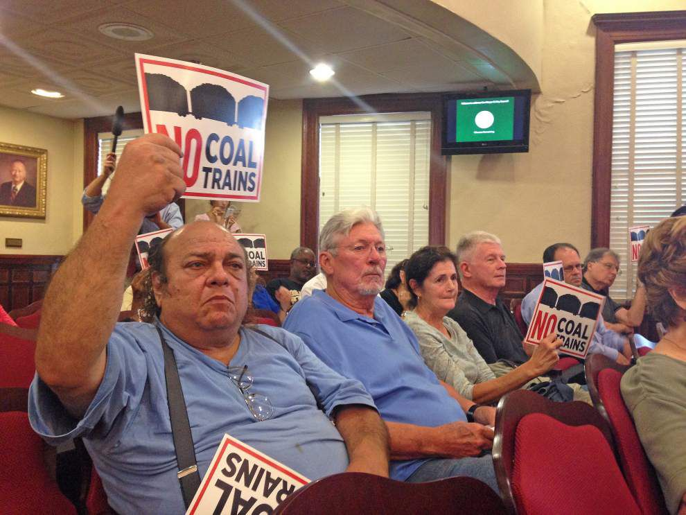 Gretna council's vote fails to satisfy train opponents _lowres