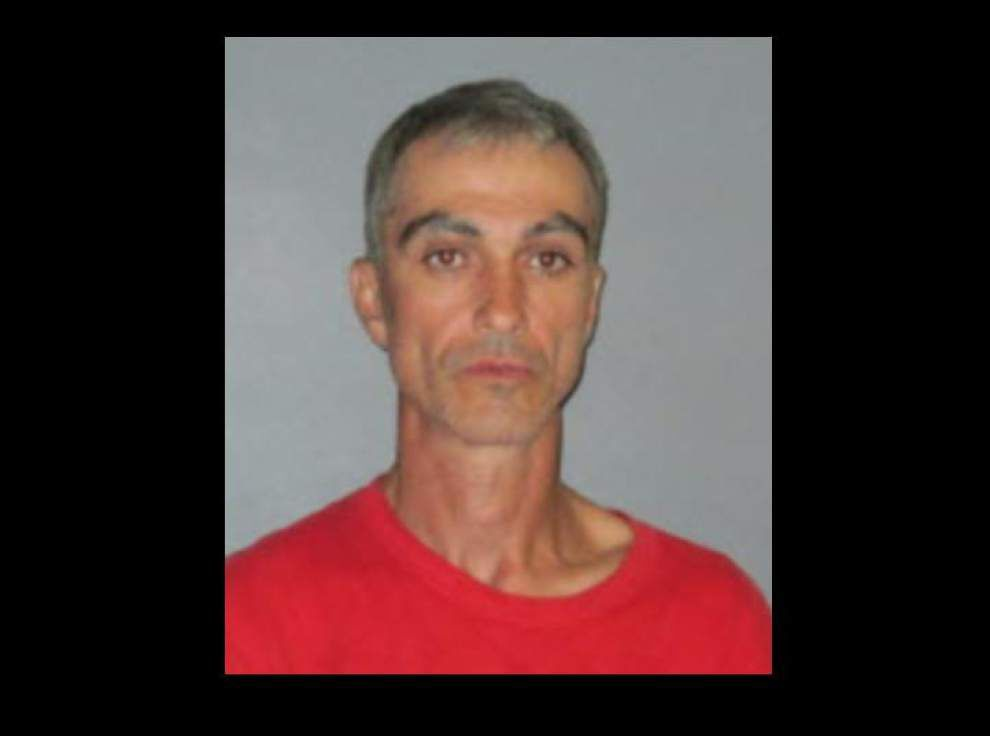 Missing EBR inmate arrested near Albany _lowres