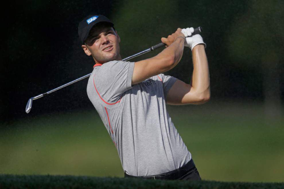 Martin Kaymer takes 1-shot lead at Players _lowres