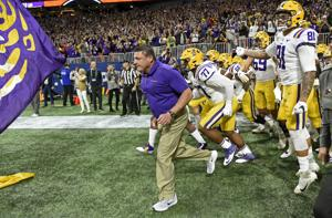 Rabalais: 2020 forecast looks cloudy, but 2019 showed LSU isn't going back to its old ways
