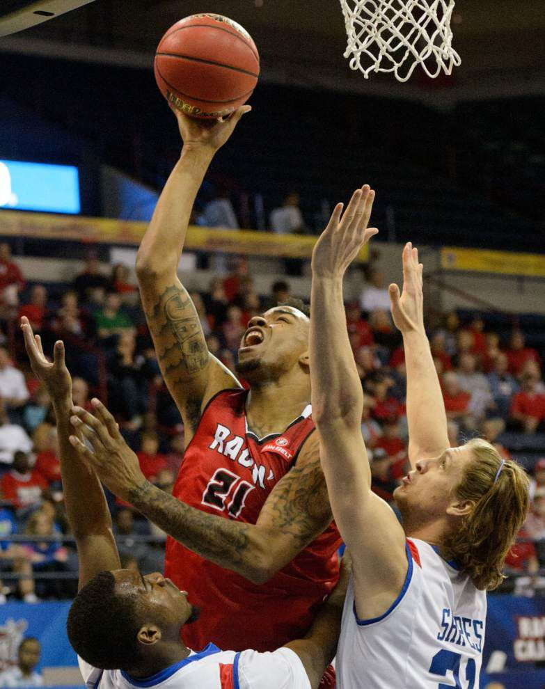 Late run can't rescue Ragin' Cajuns, who fall 83-79 to Georgia State in Sun Belt semifinals _lowres