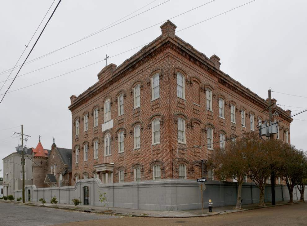 Holy Angels campus in Bywater up for sale after being home to Marianites for 165 years _lowres