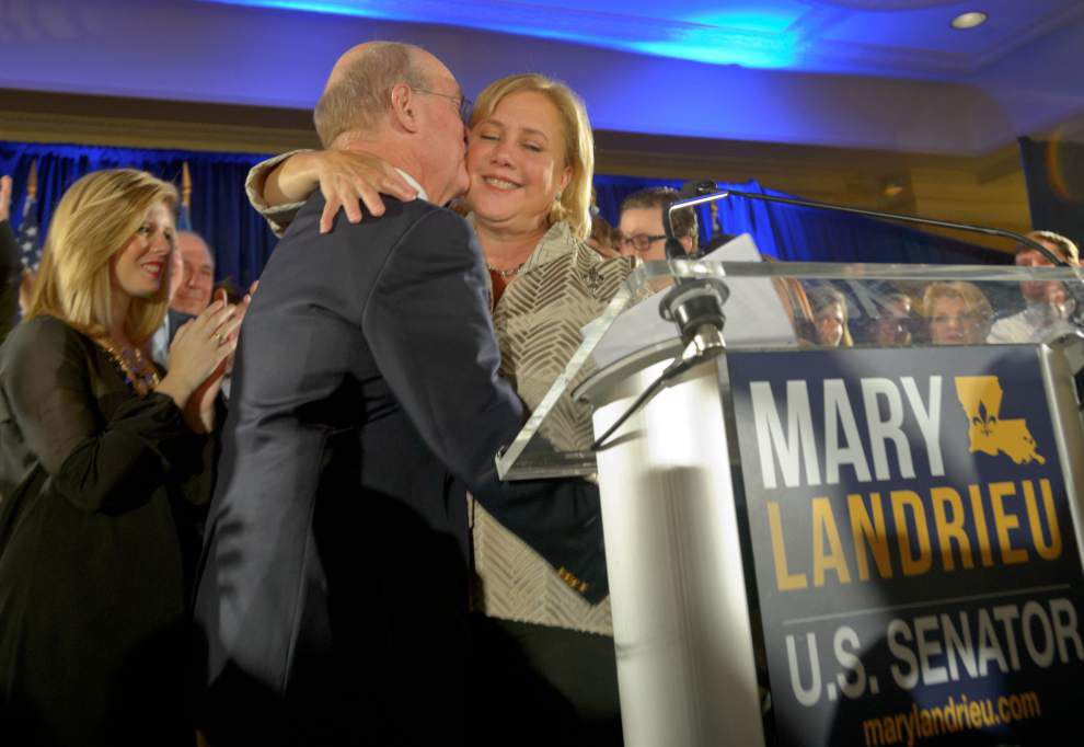 Bill Cassidy defeats Mary Landrieu in Senatorial race _lowres