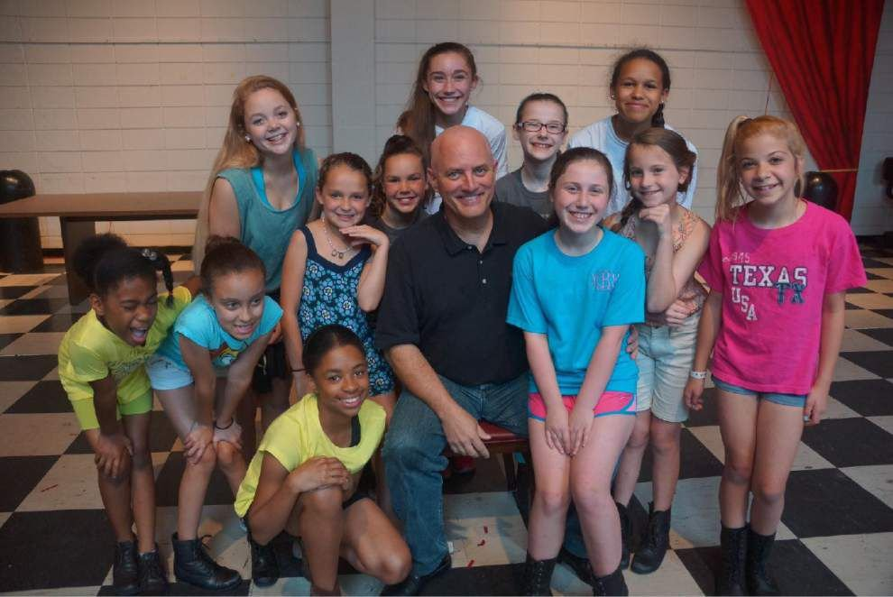 Photos: Daddy Warbucks head shaving _lowres