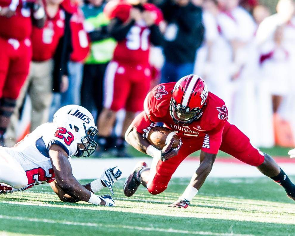 Photos: South Alabama takes on UL Lafayette _lowres