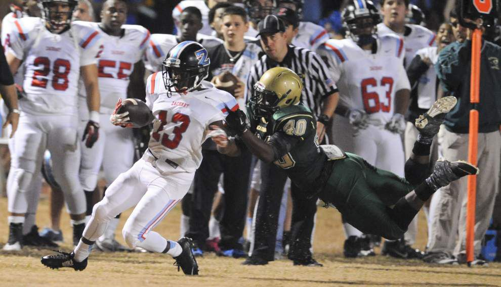 Defense helps carry Acadiana back to Dome _lowres