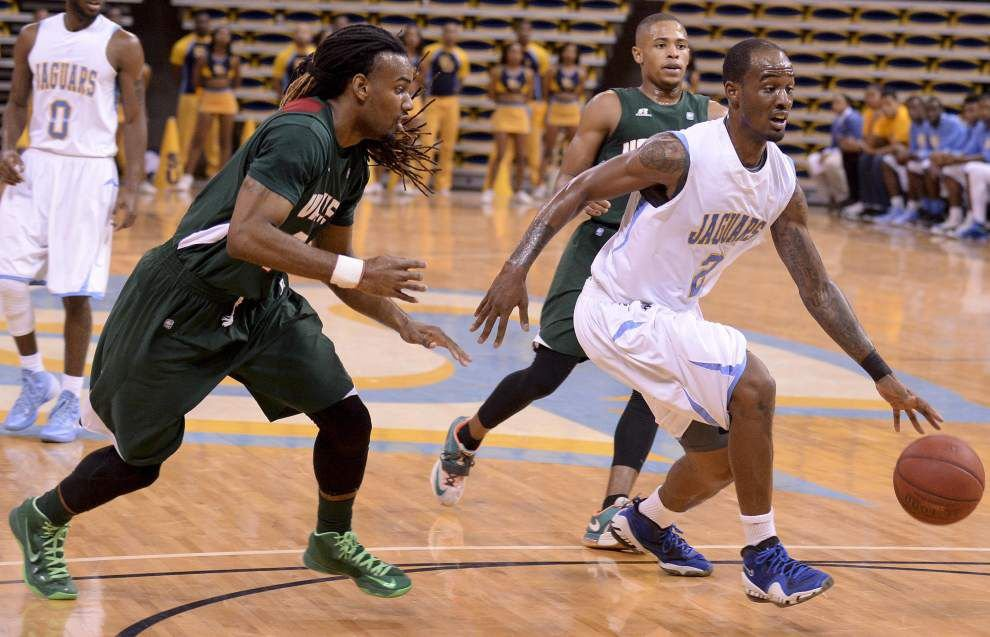 Southern's Adrian Rodgers, Britney Washington named first-team all-SWAC _lowres