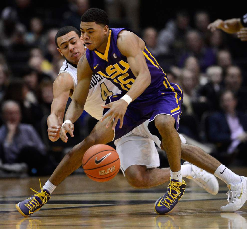 LSU guard Jalyn Patterson misses second game in a row _lowres
