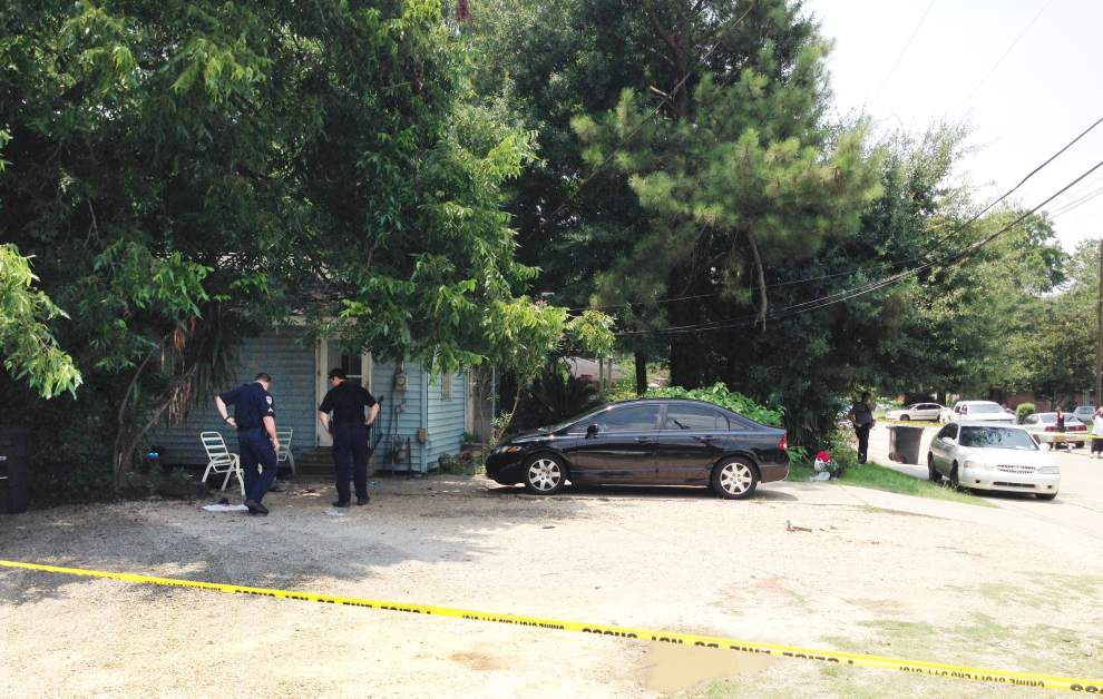 Police investigate shooting on Barber Street _lowres