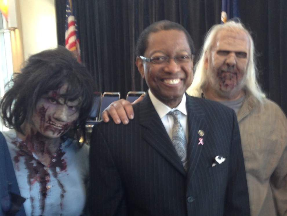 Capital City prepares for zombie invasion _lowres