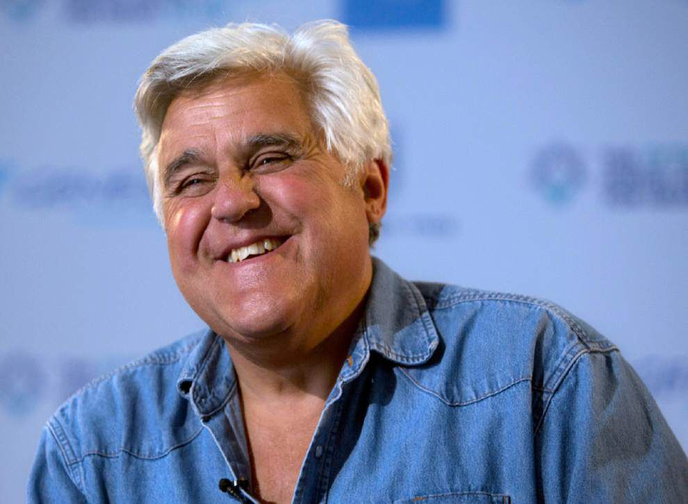 Jay Leno returning to series TV with CNBC car show _lowres