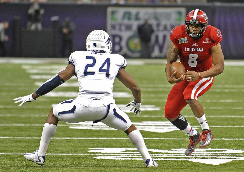 Cajuns battle the Wolf Pack _lowres