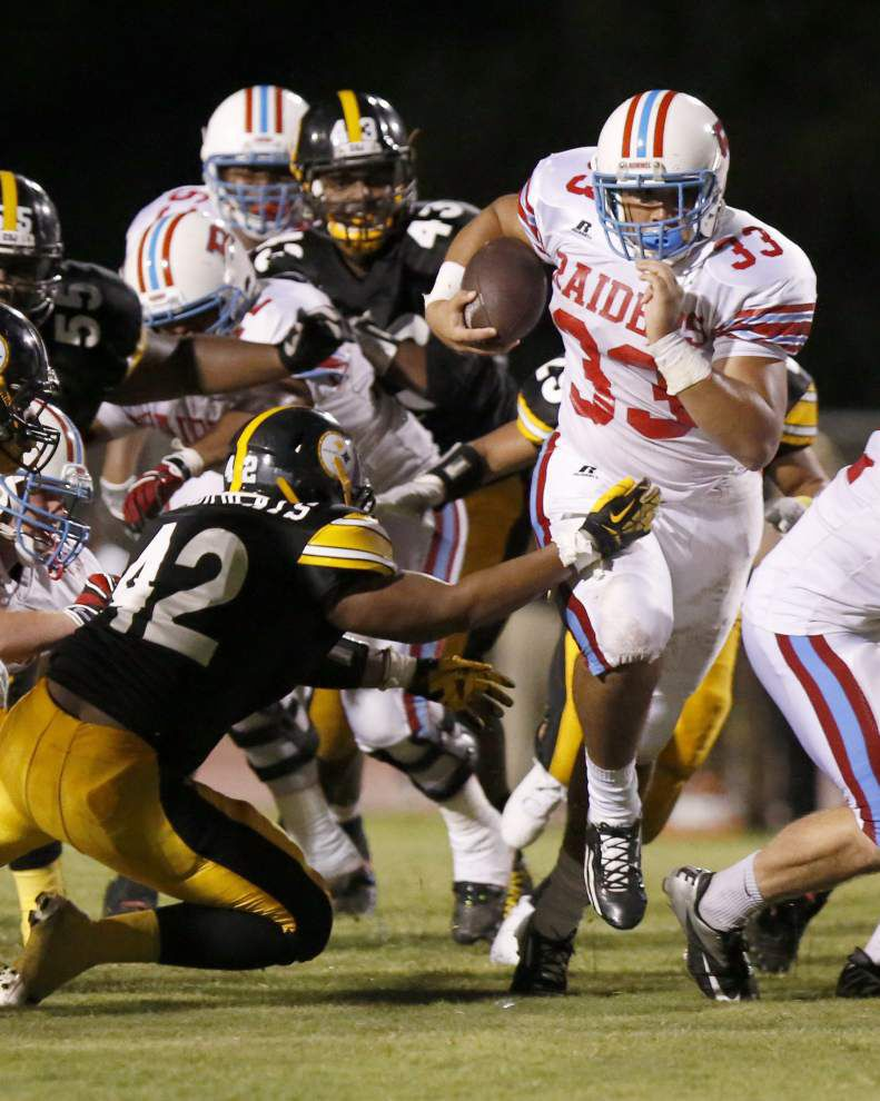 Photos: New Orleans area prep football _lowres