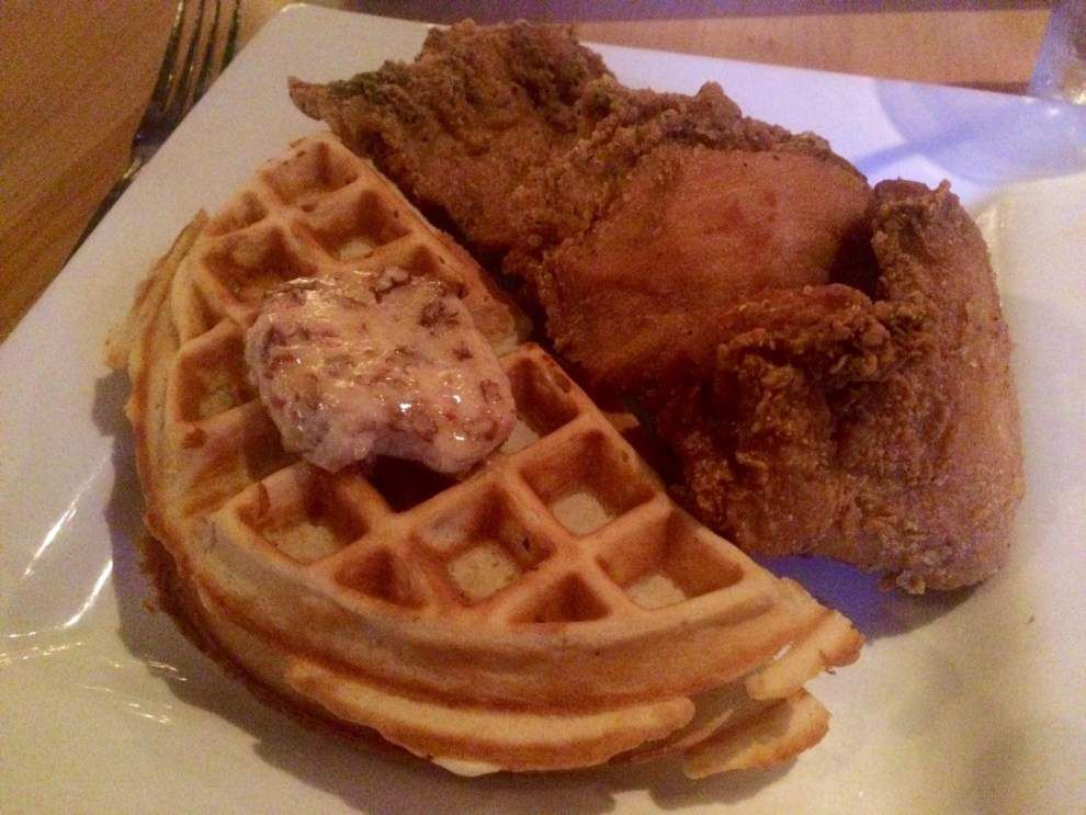 Restaurant review: Spice Bistro has lots of potential _lowres