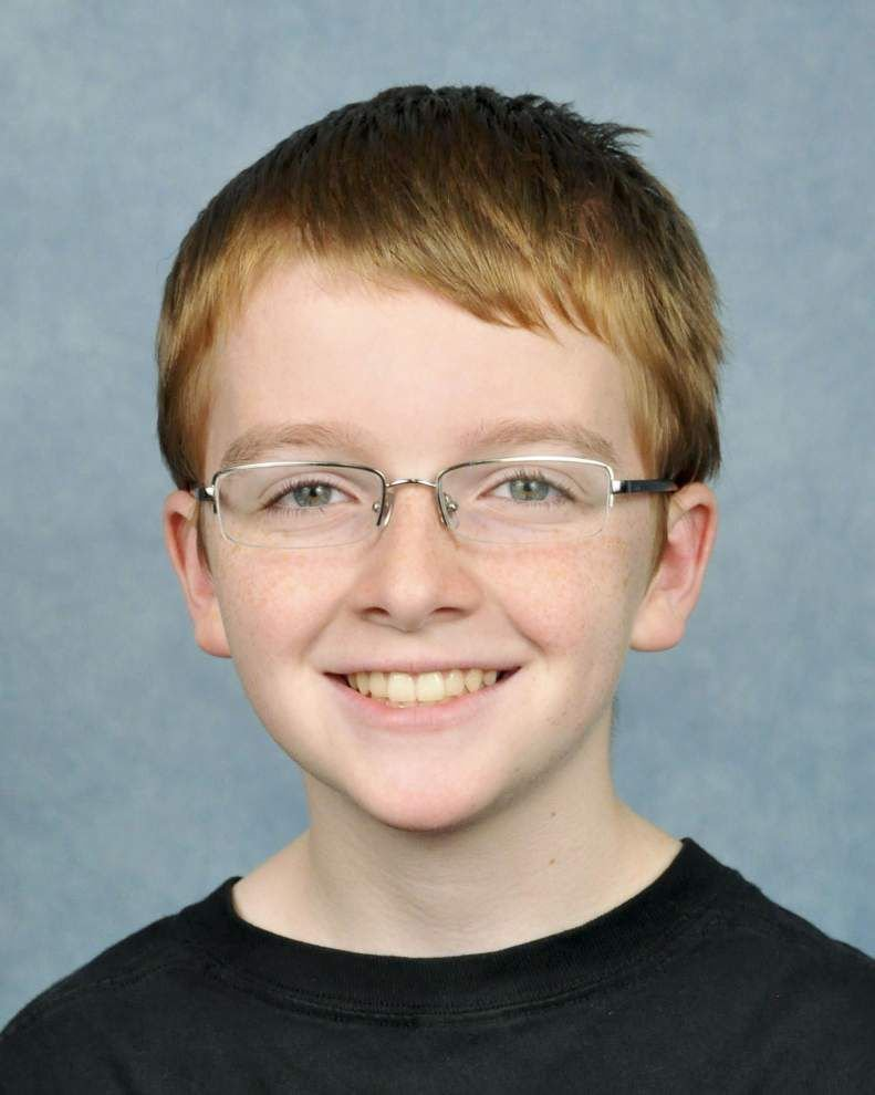 Eighth-grader wins state history contest in N.O. _lowres