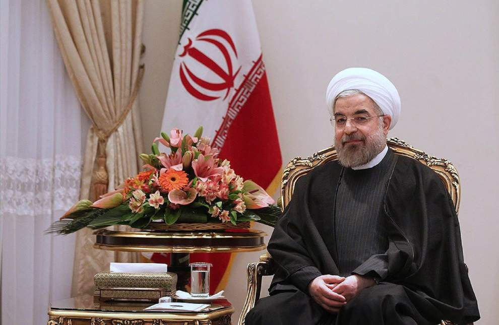 AP source: Sanctions waived for Iran broadcaster _lowres