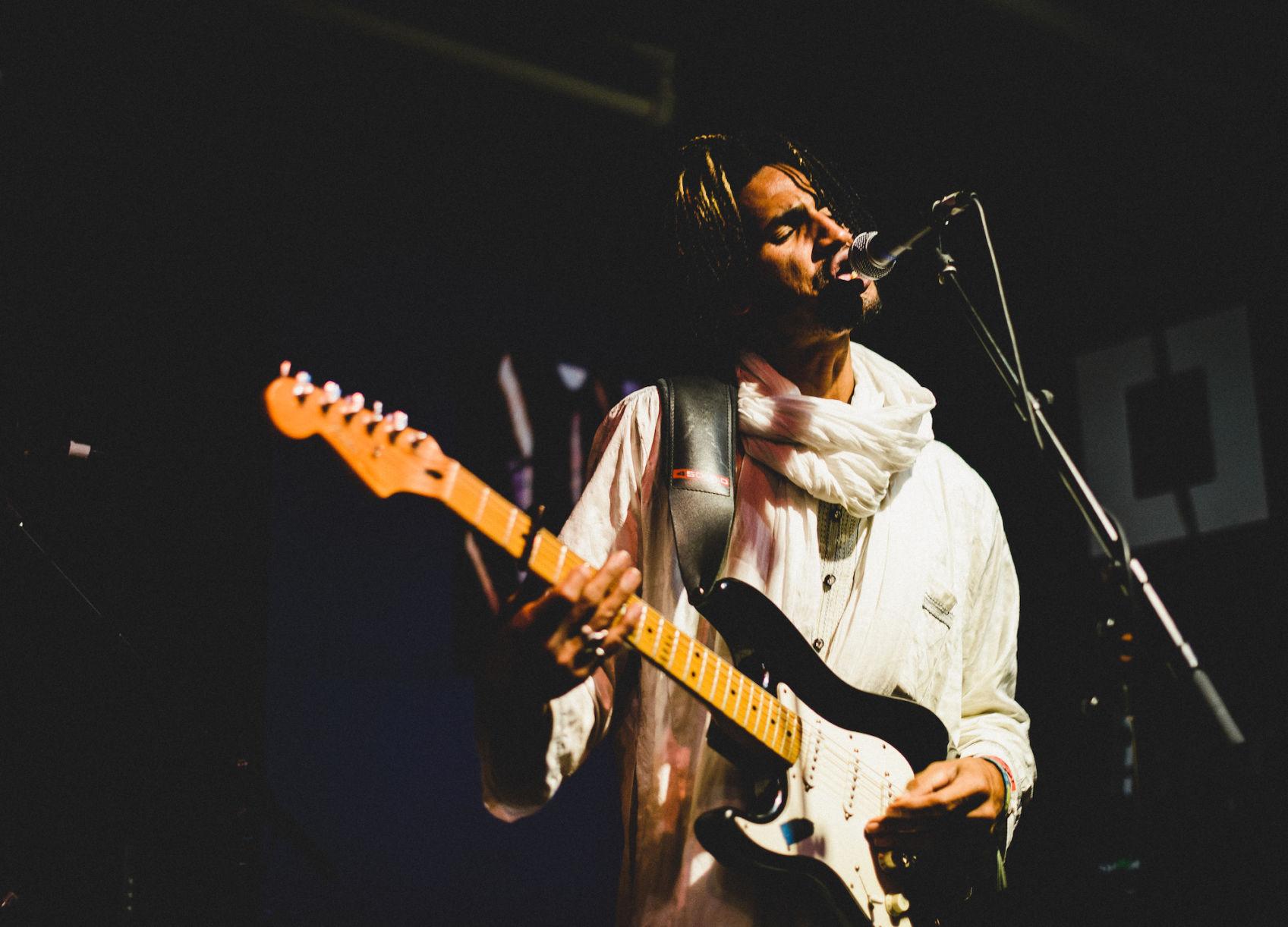 Nigerian guitarist Mdou Moctar plays mix of Tuareg music and rock at One Eyed Jacks Thursday