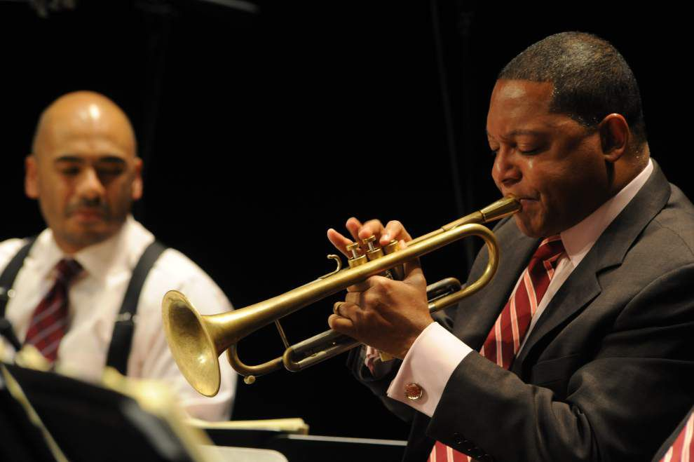 Wynton Marsalis and Lincoln Center Orchestra to play fundraiser at the Saenger _lowres