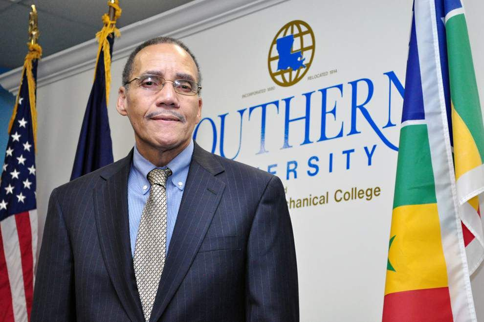 Southern board names interim chancellor _lowres