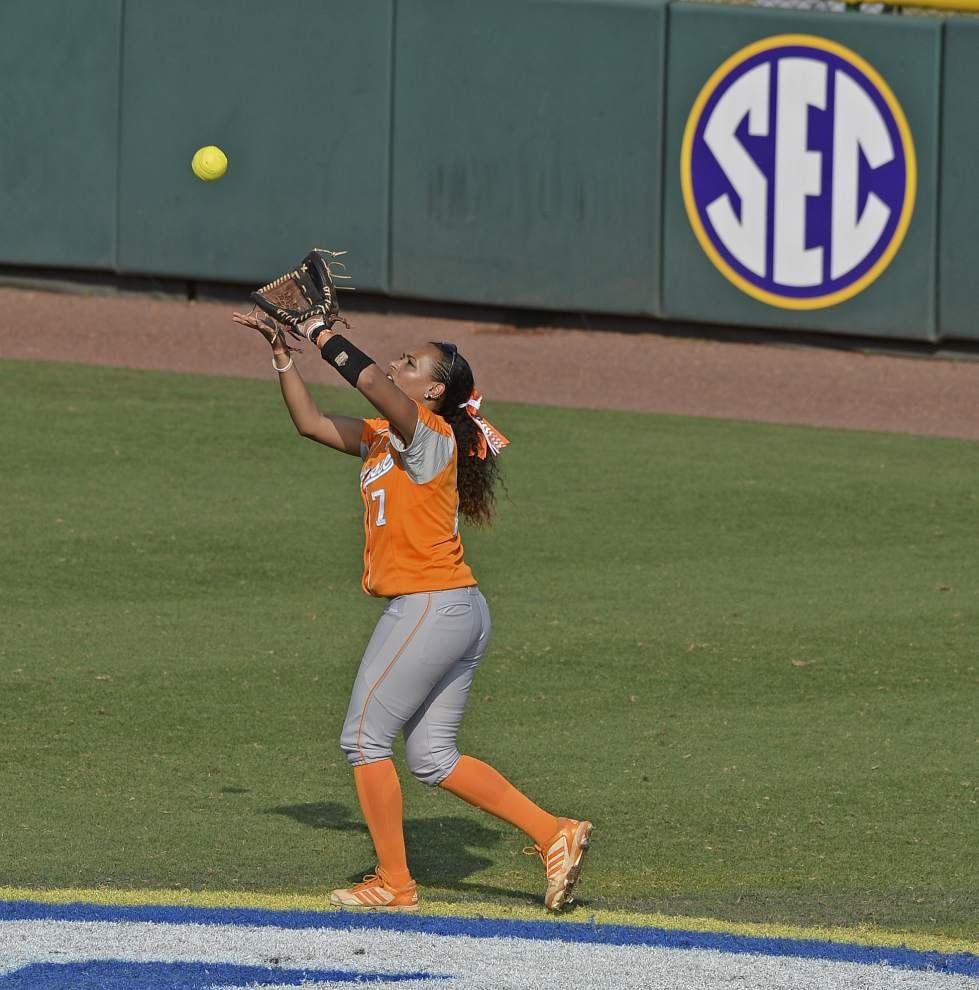 Photos: SEC softball tournament _lowres
