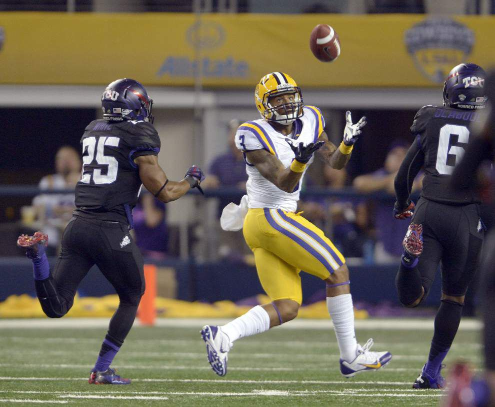 Photos: A look back at LSU's victory over TCU _lowres