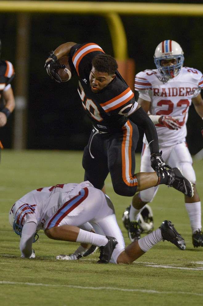 Photos: Baton Rouge area prep football _lowres