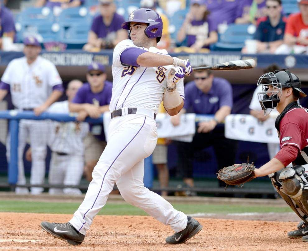 Line Drives blog: Most important LSU baseball players, No. 8: Chris Chinea _lowres