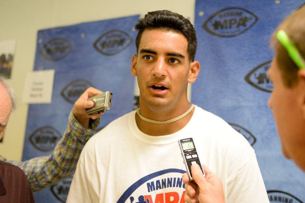 Video: Mariota says there are plenty of good QBs in the Pac 12 _lowres