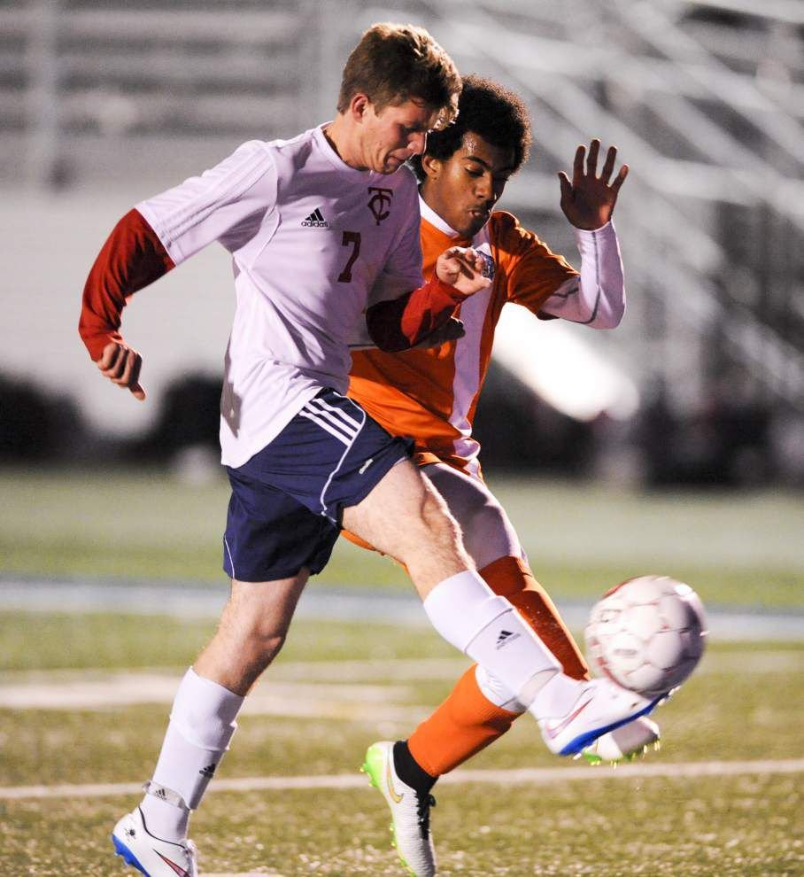 Acadiana area boys soccer teams draw high seeds _lowres