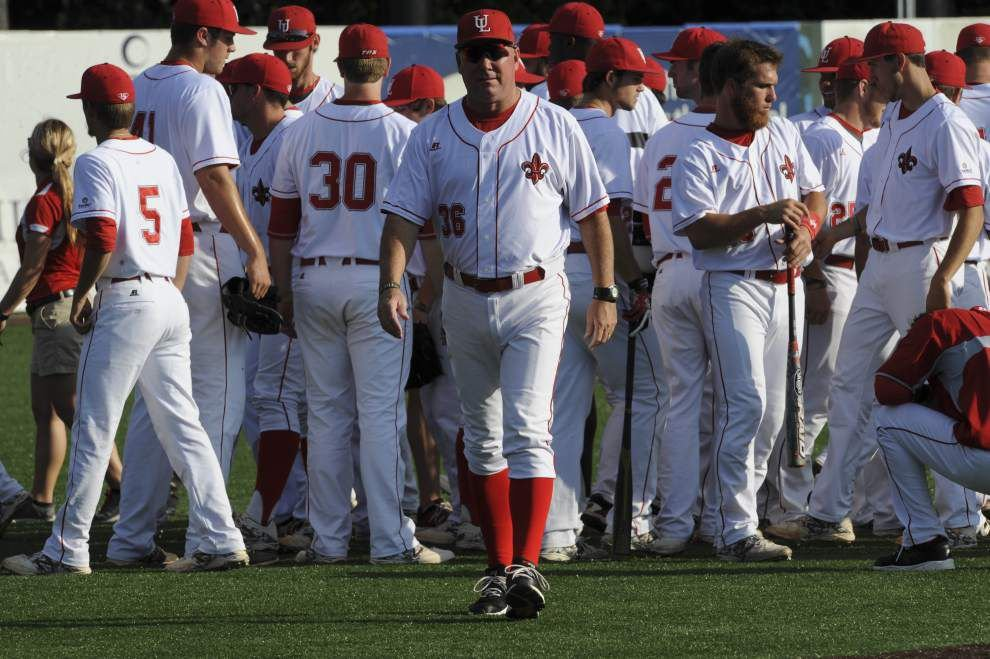 Cajuns baseball coach Tony Robichaux on the verge of 1,000 wins _lowres
