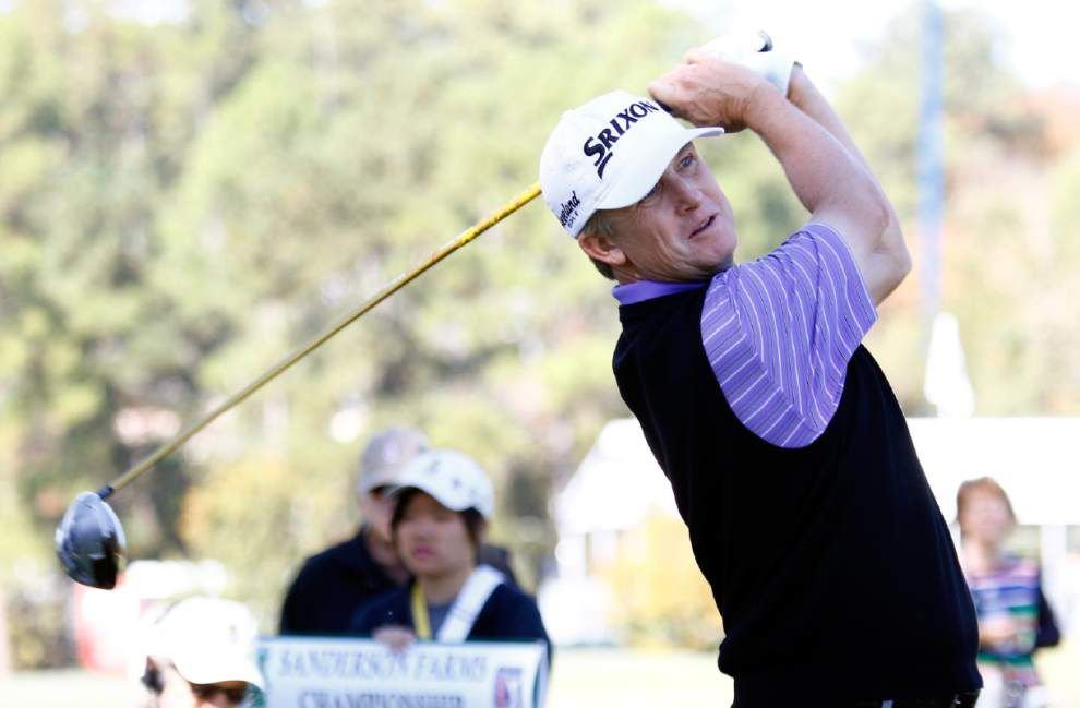 David Toms on Ryder Cup captaincy: 'It looks to me like maybe I don't get that chance' _lowres