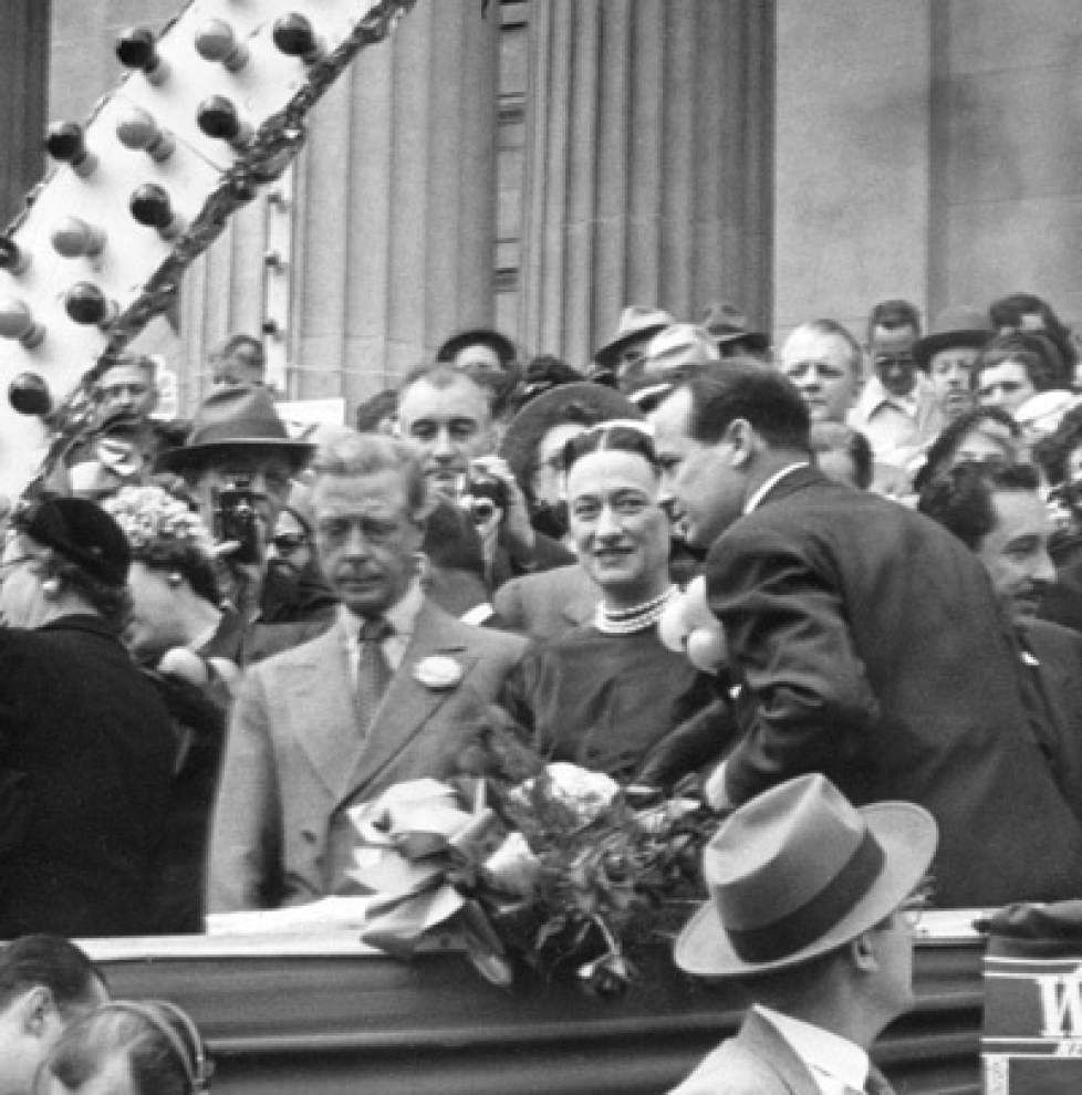 Carnival visit from Duke and Duchess of Windsor in 1950 still a historical highlight _lowres