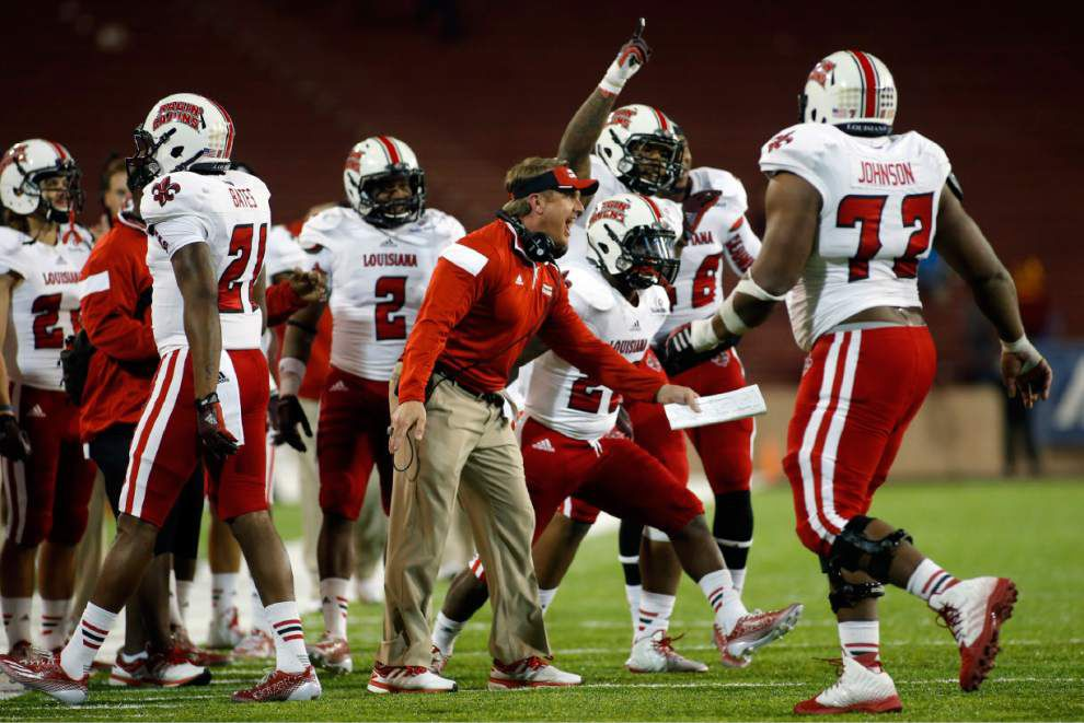 Ragin' Cajuns look for turnovers, force four against New Mexico State _lowres