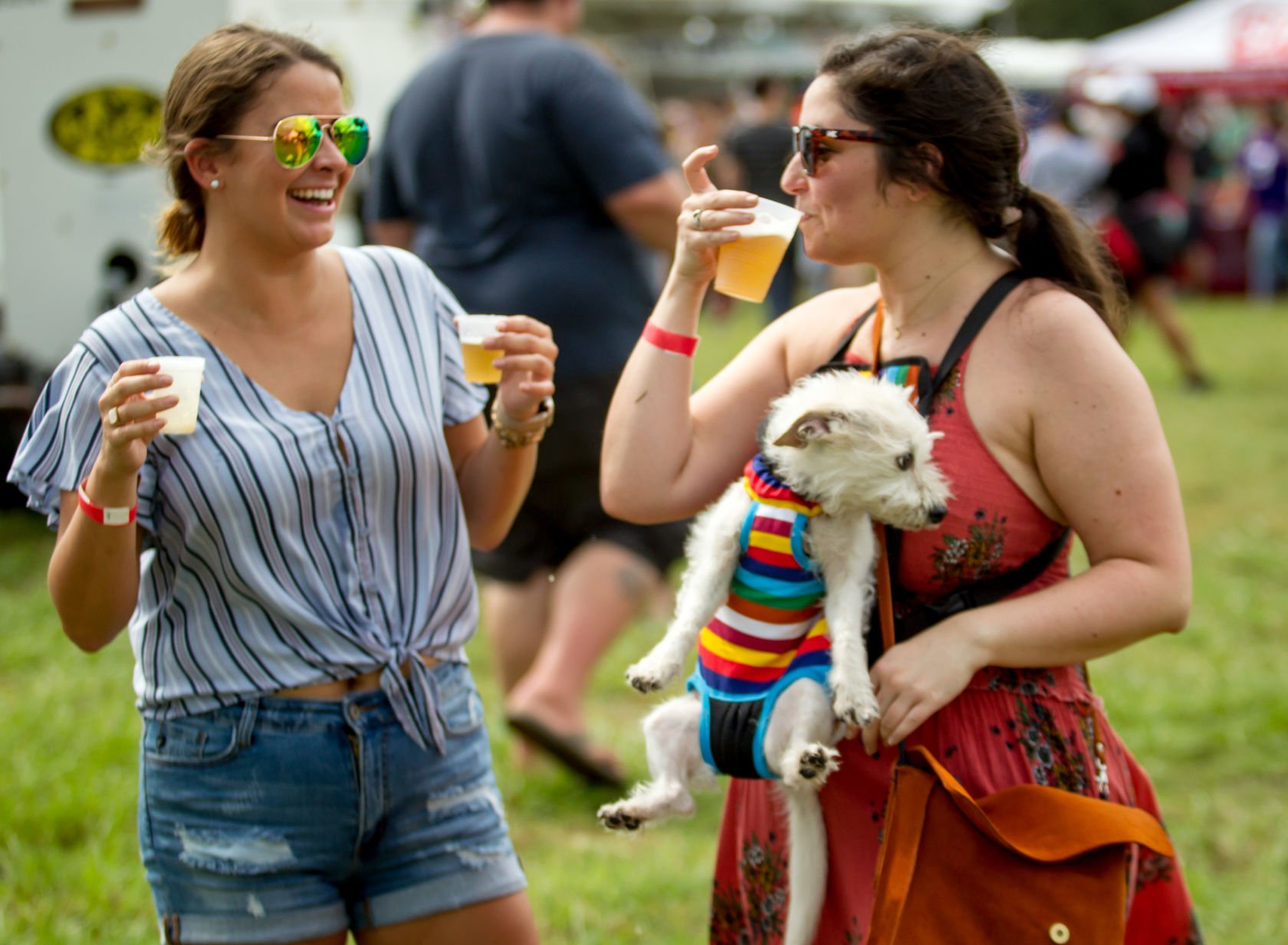 NOLA on Tap features 400 beers and raises funds for the Louisiana SPCA
