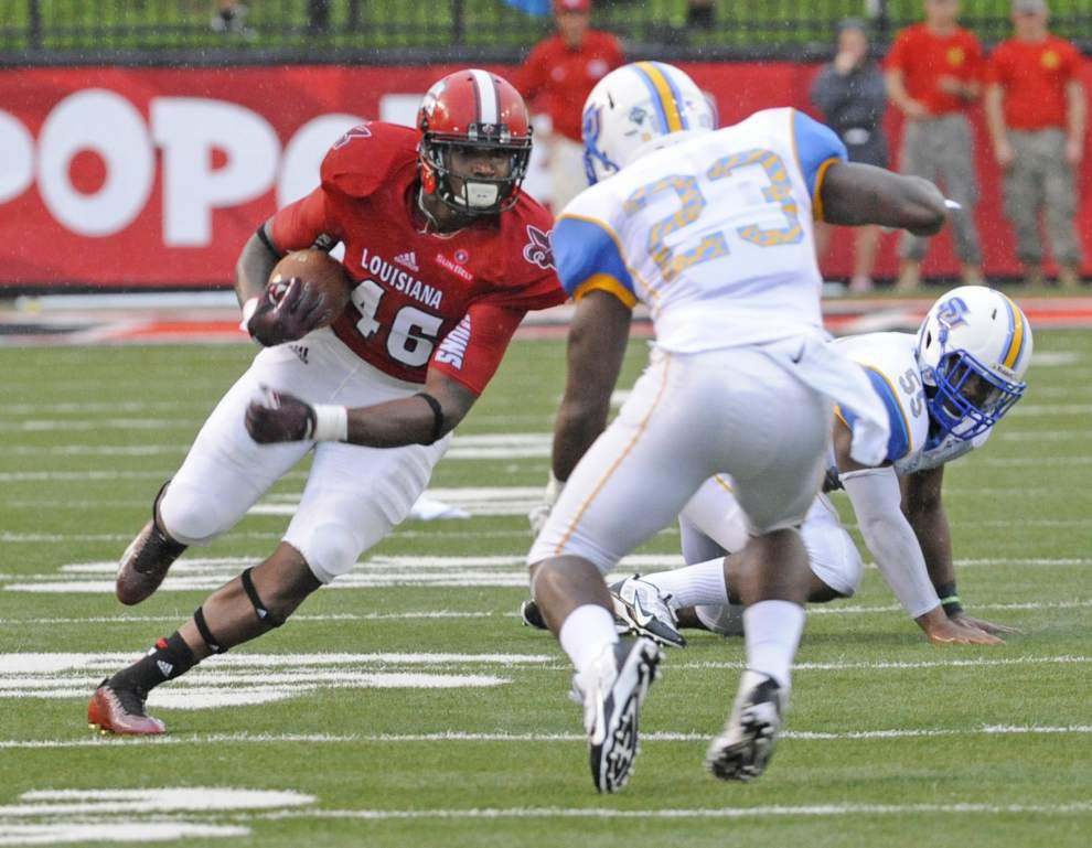 Afer vanilla attack to start season, Cajuns offense won't hold anything back against Louisiana Tech _lowres