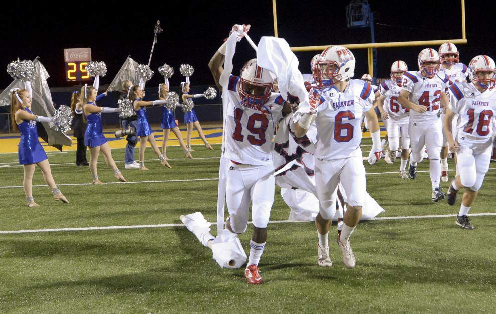 Physical Parkview runs past St. Michael _lowres
