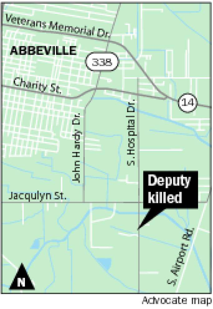 Men accused in deputy's death face new charges _lowres