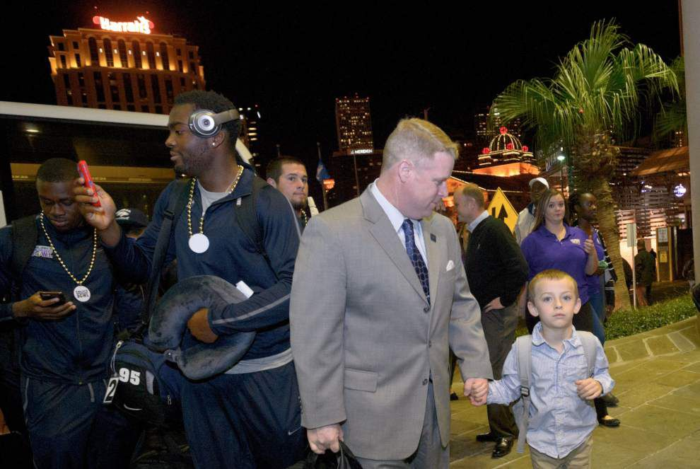 Nevada coaches, players excited to check out New Orleans _lowres
