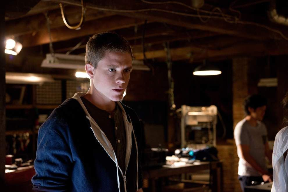 Review: A tired gimmick weakens thriller 'Project Almanac' _lowres