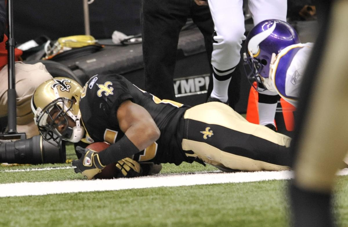 The one thing Reggie Bush hasn't forgotten about winning Super Bowl XLIV, and other Saints notes