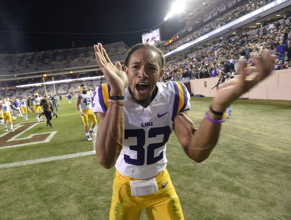 Draft grades are in, but there's no word yet from LSU's underclassmen _lowres