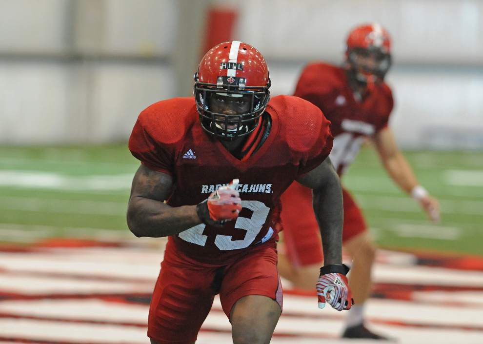 Cajuns cut ties with LB Chris Hill after domestic abuse battery charges are accepted _lowres