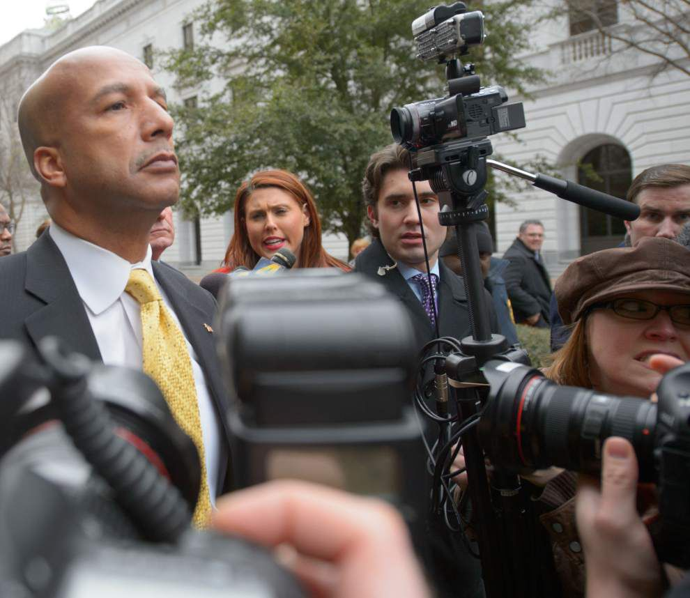 Ex-New Orleans mayor Ray Nagin guilty of corruption _lowres