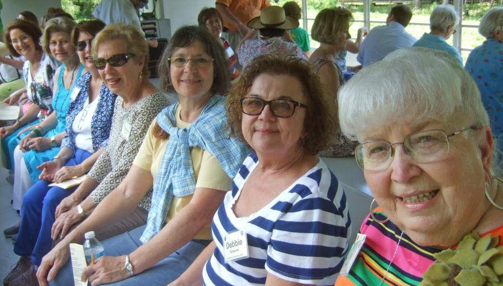 Louisiana Garden Club Federation wraps up Environmental Studies School successfully _lowres