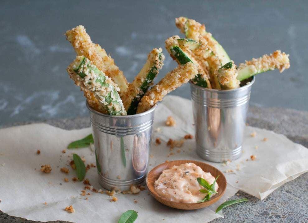 Turn zucchini abundance into delicious dish _lowres