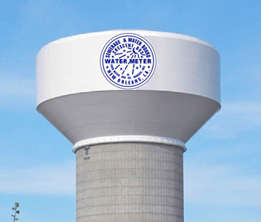 Twin 200-foot towers to be built at city's water plant _lowres