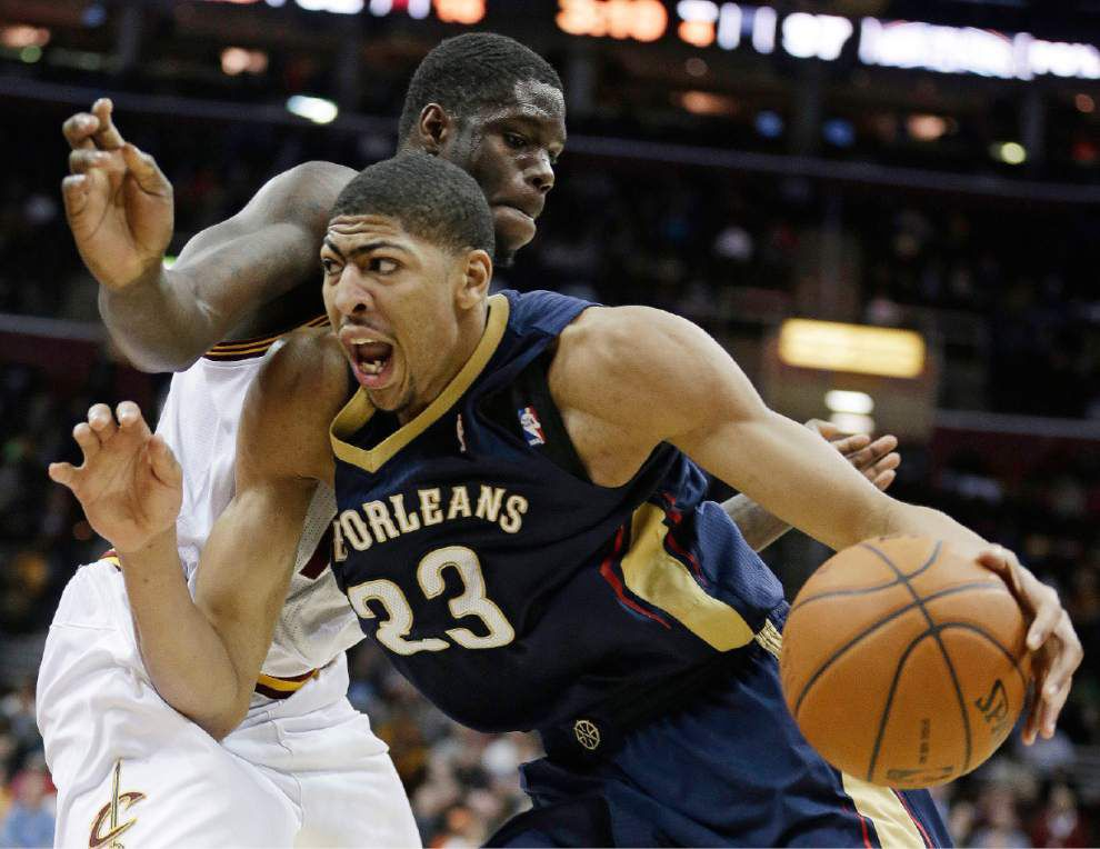 Anthony Davis, Goran Dragic remain game-time decisions _lowres